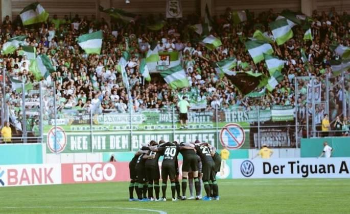Wolfsburg (Alemanha) - Controlado por: Volkswagen