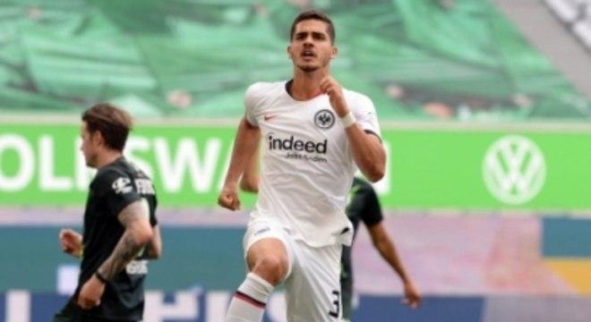 Wolfsburg x Eitracht Frankfurt