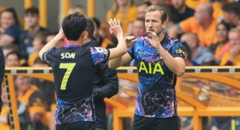 Wolverhampton x Tottenham