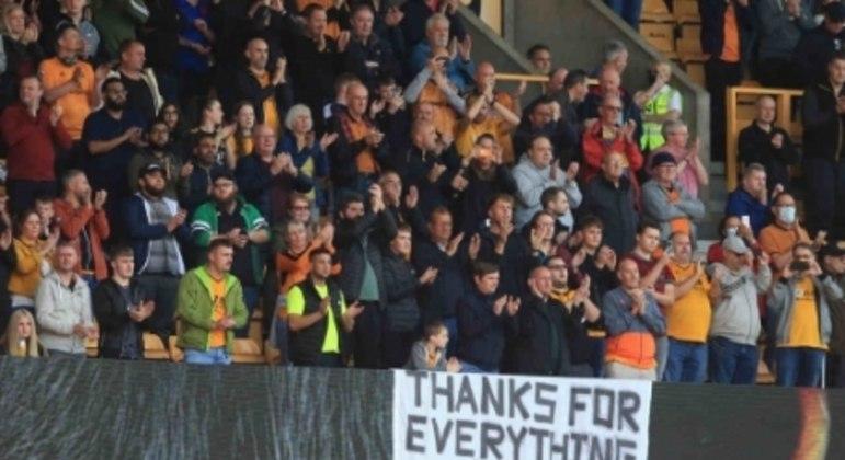 Wolverhampton x Tottenham - Homenagem a Nuno Espírito Santo
