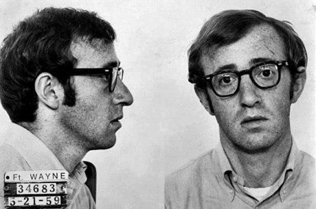 Woody Allen em  'Um Assaltante Bem Trapalhão'