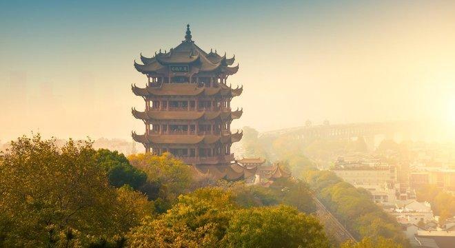 Vírus se originou na cidade chinesa de Wuhan