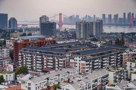 Cidade de Wuhan tem 11 milhões de habitantes