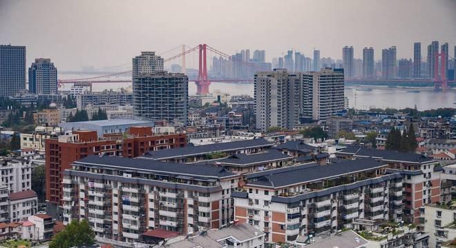 Capital da província, Wuhan, é apontada como o epicentro da epidemia de coronavírus
