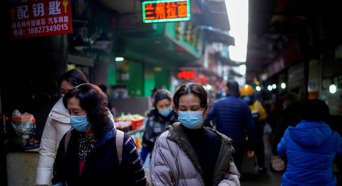 Wuhan, na China, vai testar toda a população após volta de casos