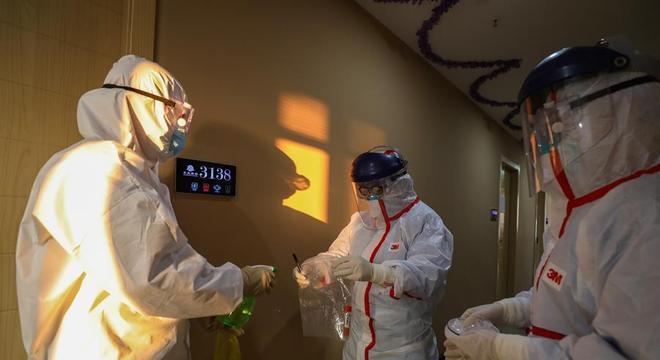 Investigação busca encontrar a origem do novo coronavírus