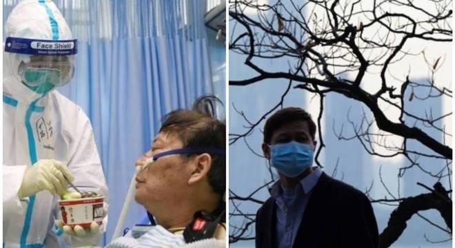 Wuhan enfrentou uma doença desconhecida e agora sai da quarentena