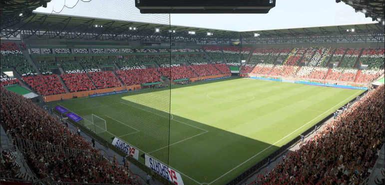 WWK Arena - Alemanha