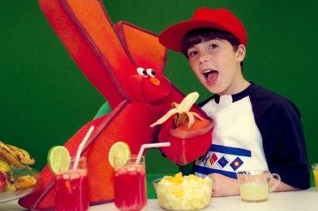 Rafael fez sucesso no infantil da TV Cultura