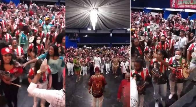 Evento ocorreu na tarde deste sábado (22), em São Paulo (SP)