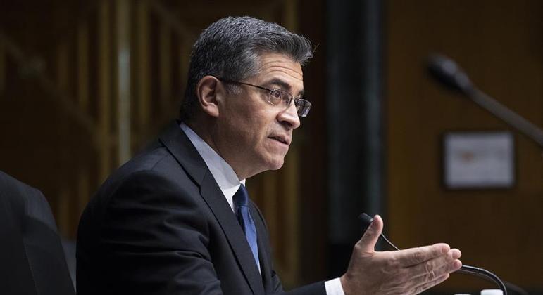 Xavier Becerra será o novo secretário de Saúde e Serviços Humanos dos EUA