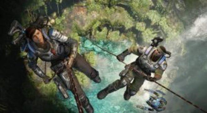 Xbox Games with Gold dá Gears 5 e Resident Evil em fevereiro