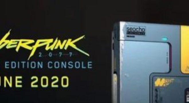 Xbox One X terá edição especial de Cyberpunk 2077