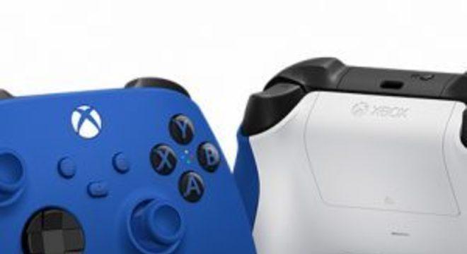 Xbox Series X e S já têm controles em nova cor