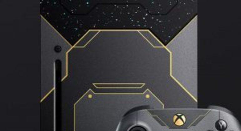 Xbox Series X edição Halo esgota em questão de horas nos EUA