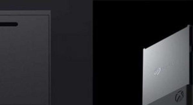 Xbox Series X usa 200 GB do SSD para arquivos de sistema