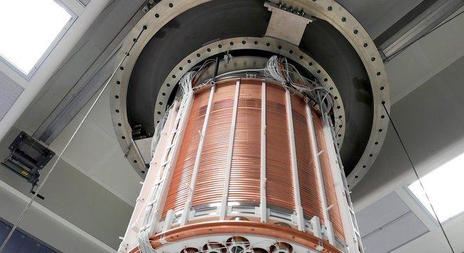 Detector Xenon1T foi instalado em laboratório na Itália entre 2016 e 2018