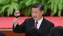 Reunificação de China e Taiwan 'será conseguida', diz Xi Jinping