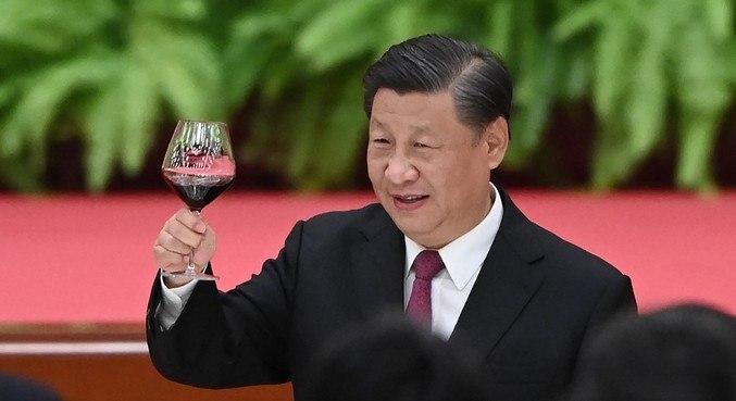 'Se não houver reunificação, todos sofrerão', diz líder chinês Xi Jinping