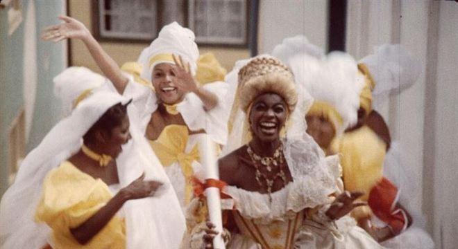 Xica da Silva, primeiro filme brasileiro protagonizado por uma mulher negra, regado a estereótipos