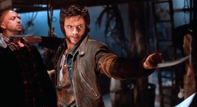 Hugh Jackman fez um Wolverine perfeito (talvez só um pouco mais alto)
