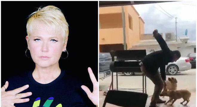 """Xuxa: """"Por que o ser humano é assim?"""", questiona a apresentadora"""