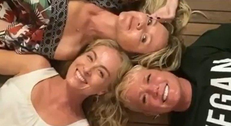 Angèlica, Eliana e Xuxa integram o time de boas apresentadoras da nossa TV