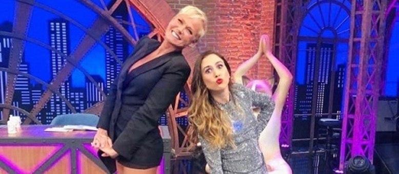 "Xuxa na nova temporada do ""Lady Night"""