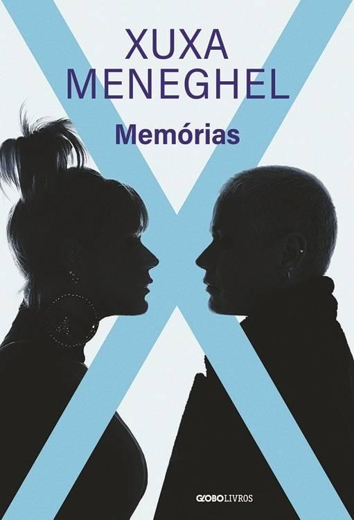 Capa de 'Memórias', de Xuxa, que será lançado em setembro