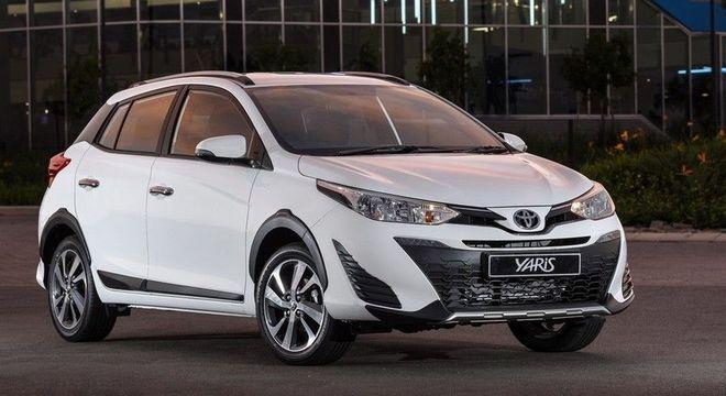 A Toyota realizou uma mudança na motorização da versão XL PLUS CONNECT hatchback.