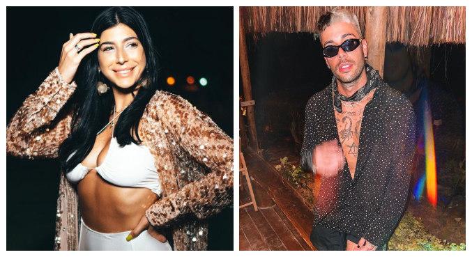 Internautas torcem para romance entre ex de Lipe e de Anitta