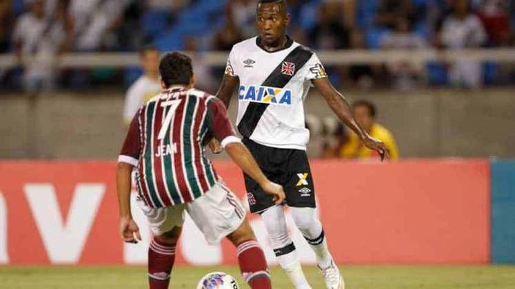 Yago - estreou em 2014 - 35 jogos e 2 gols pelo Vasco - Atualmente defende o Rio São Paulo