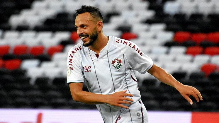 Yago Felipe - meio-campista - 26 anos - contrato até 31/12/2021 (em conversas para renovar)