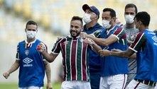 Jovens brilham, Fluminense vence a Portuguesa e fará final contra o Fla