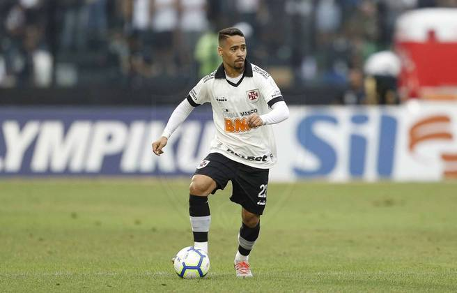 YAGO PIKACHU - O lateral-direito/meia Glaybson Yago Souza Lisboa se mostrou um verdadeiro artilheiro no Paysandu e hoje defende o Vasco. O jogador se tornou o lateral direito com mais gols na história do clube carioca.