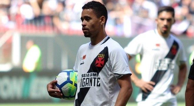 Yago Pikachu é o artilheiro do Vasco em 2018, com 15 gols