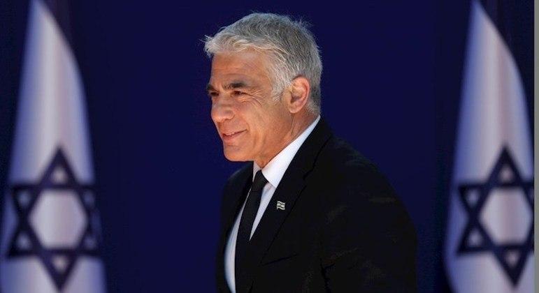 Yair Lapid será ministro das Relações Exteriores nos dois primeiros anos do novo governo