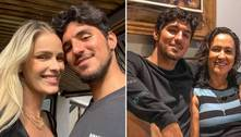 Yasmin Brunet após críticas da sogra: 'Falar até papagaio fala'