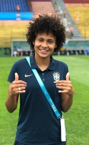 Yaya disputou Copa do Mundo e Sul-Americano na seleção sub-17