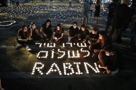 Rabin recebeu homenagens pelo país