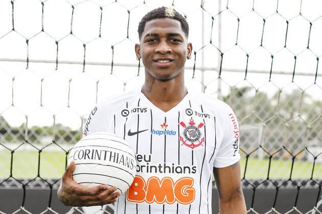 Yony Gonzalez - Corinthians - 26 anos - atacante - colombiano
