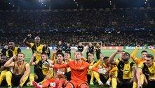 Fracassos do United e do Barça na primeira rodada da Champions