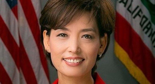 A republicana Kim nasceu na Coreia do Sul e representará a Califórnia