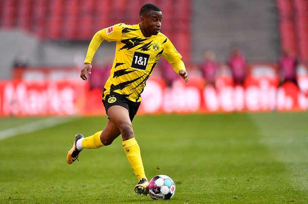 Youssoufa Moukoko (16 anos) - Posição: meia - Clube: Borussia Dortmund.