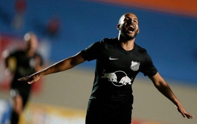 Ytalo, do Red Bull Bragantino, vem liderando a artilharia do Paulistão com 7 gols, um a mais do que Júnior Todinho, do Guarani