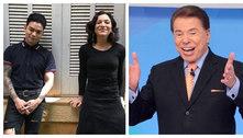 Priscilla Alcântara diz que Yudi quase atropelou Silvio Santos