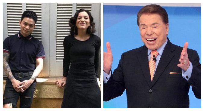 Priscilla relembrou quando Yudi quase atropelou Silvio Santos no SBT