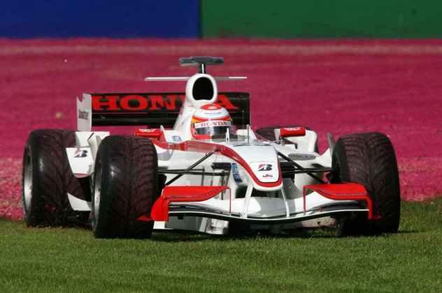 Yuji Ide teve a licença cassada pela FIA por ser muito perigoso nas pistas em 2006. A vaga ficou nas mãos do francês Franck Montagny.