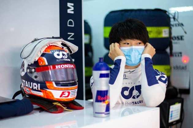 Yuki Tsunoda surpreendeu na Fórmula 2, brigou por título, é apadrinhado pela Honda e ganhou uma chance como segundo piloto da AlphaTauri no lugar de Daniil Kvyat