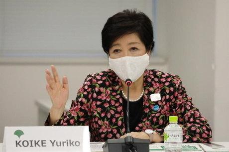 Governadora acredita que olimpíada seria ideal se tivesse público